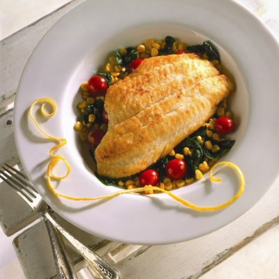 Flash in the Pan Flounder Recipe