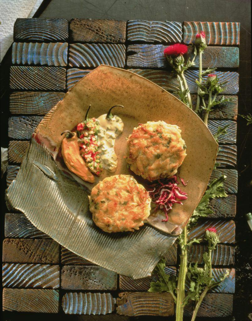 Chesapeake Bay Blue Crab Cakes Recipe